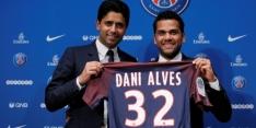 Verrassend: Alves niet naar ManCity, maar naar PSG