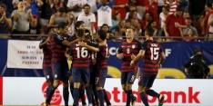 Gold Cup: Verenigde Staten kruipen door oog van de naald
