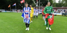 Heerenveen niet langs tiental NEC, ruim verlies Roda