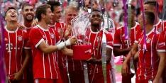 Bayern München heeft met Telekom Cup eerste prijs binnen