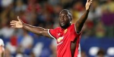 United rekent bij debuut Lukaku en Lindelöf af met LA Galaxy