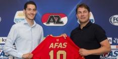 AZ neemt Vejinovic definitief over van Feyenoord