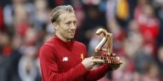 Lucas vertrekt na tien jaar bij Liverpool en tekent bij Lazio