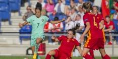 Spanje begint EK met gemakkelijke zege op Portugal