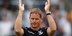De Boer ziet Crystal Palace gelijkspelen tegen Schalke 04