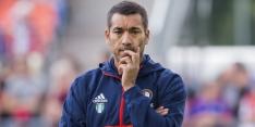 Van Bronckhorst rekent op fitte Jones en Haps tegen Twente