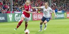Denemarken profiteert en gaat met Oranje ronde verder