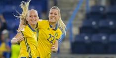 Zweden tegenstander Oranje-vrouwen, ook Duitsland door