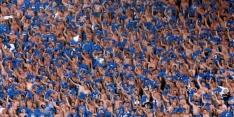 Lech Poznan: Spoorwegman, Lewandowski en dolle fans