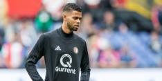 St. Juste debuteert, Haps ontbreekt bij Feyenoord