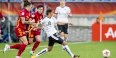 Sprookje Oostenrijk duurt voor, Spanje gaat naar huis