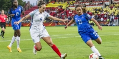 Sterk Engeland klopt Frankrijk en wordt opponent Oranje
