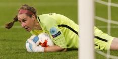Engelse doelvrouw haakt af voor halve finale tegen Leeuwinnen