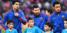 'PSG wil Messi binnenhalen na aandringen Neymar'