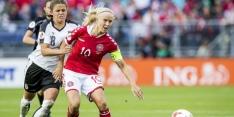 Deense vrouwen naar finale dankzij penalty-drama Oostenrijk