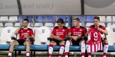 De Jong één van nieuwe namen bij PSV, Toornstra begint