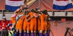 Ontketend Oranje op overtuigende manier naar finale EK