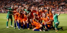 """Oranje groeit in toernooi: """"Nu Europees kampioen worden"""""""