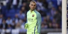 Basisklant Cillessen met Barça op drempel volgende ronde