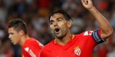 Falcao geldt als grote uitblinker bij overwinning Monaco