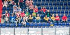 Geen Vitesse-fans bij JC Schaal: duidelijke les voor KNVB