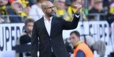 Puntenverlies Bosz en Dortmund, Wolfsburg verspeelt zege