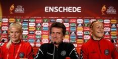 """Deense bondscoach: """"Onze droom om tegen gastland te spelen"""""""