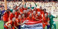 Oranje-dames zetten streep door trip naar Denemarken