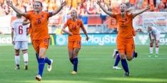 Spoorboekje: preview op MLS, Oranjevrouwen in actie