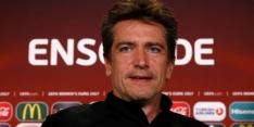 """Deense bondscoach: """"Leeuwinnen verdienen dit"""""""
