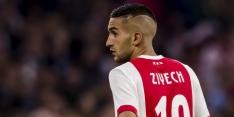 Ziyech keert met twee goals en assist terug bij Marokko