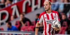 """PSV'er Hendrix blij: """"Zeker in de tweede helft goed gevoetbald"""""""