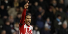 """Van Dijk krijgt steun vanuit Southampton: """"Hopelijk blijft hij"""""""