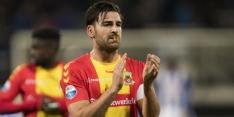 Sparta haalt met transfervrije Fischer volgende versterking