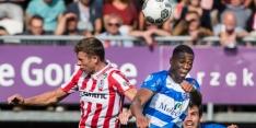 Belangrijke Ehizibue signeert nieuwe verbintenis in Zwolle
