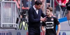 'Willem II stalt Crowley voor half jaar bij SC Cambuur'