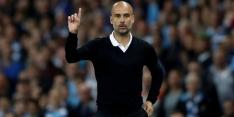 Guardiola reageert niet op rood uit angst voor schorsing