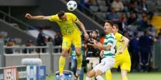 Celtic met de schrik vrij in doelpuntrijk duel met Astana