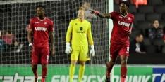 Swansea wint dankzij goals Fer, ook Stam verder in League Cup