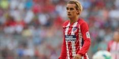 Griezmann schenkt Atlético zege bij opening nieuwe stadion