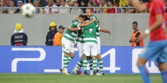 Invaller Dost helpt Sporting met treffer aan CL-deelname