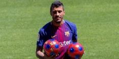 Gisteren gemist: Paulinho weg bij Barça, blessure Haps