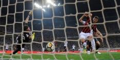 Milan en Napoli winnen opnieuw, Nuytinck trefzeker