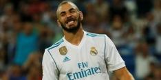 Real in crisis ziet Benzema uitvallen met Clásico voor de deur