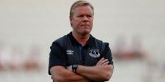 """Lof voor Everton-periode Koeman: """"Hij had zoveel vertrouwen"""""""