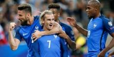 Frankrijk definitief naar WK na zege op Wit-Rusland