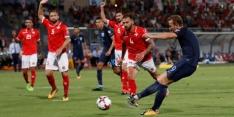 Groep F: Engeland in tweede helft ruim langs Malta