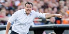 Wilmots niet langer bondscoach van Ivoorkust