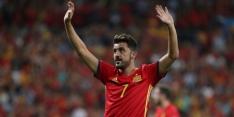 Villa mag na blessure hopen op nieuwe kans bij Spanje