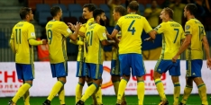 Zweden werkt aan doelsaldo in en tegen Wit-Rusland